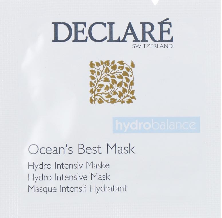 Интенсивно увлажняющая маска - Declare Hydro Intensive Mask (пробник)