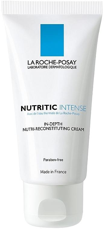 Питательный крем для глубокого восстановления кожи для сухой и очень сухой кожи - La Roche-Posay Nutritic Intense In-Depth Nutri-Reconstituting Cream