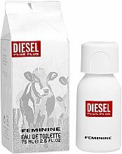 Духи, Парфюмерия, косметика Diesel Plus Plus Feminine - Туалетная вода