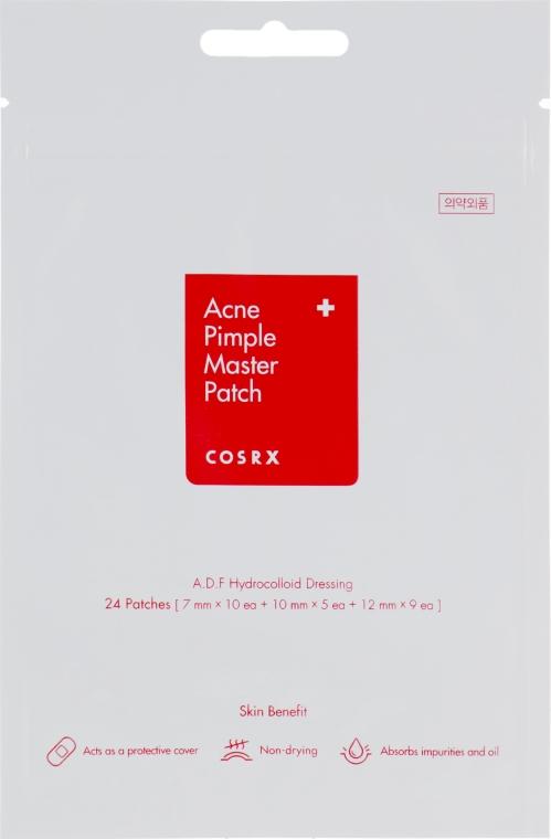Патчи от акне противовоспалительные - Cosrx Acne Pimple Master Patch