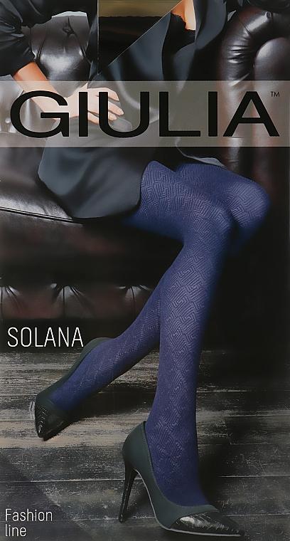 "Колготки ""Solana Model 8"" 80 Den, greystone - Giulia"