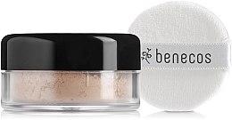 Духи, Парфюмерия, косметика Минеральная пудра - Benecos Natural Mineral Powder