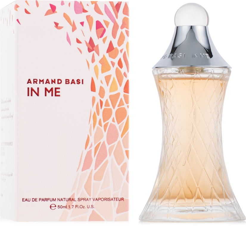 Armand Basi In Me - Парфюмированная вода