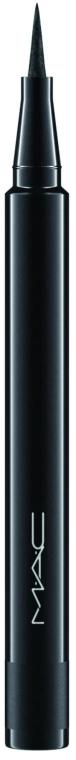 Подводка для глаз - M.А.С. Brushstroke 24-Hour Eye Liner