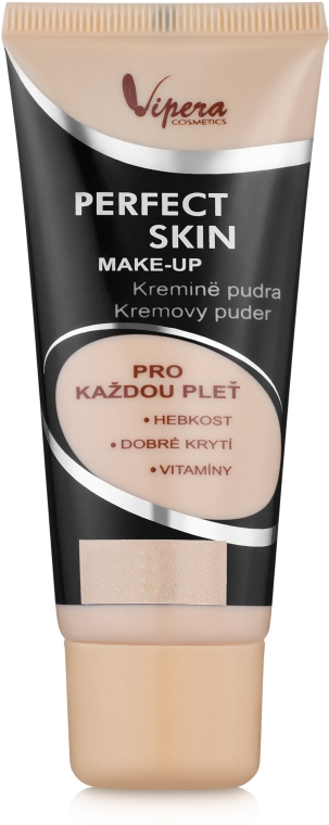 Тональная основа - Vipera Fluid Perfect Skin Make Up