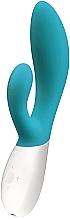 Духи, Парфюмерия, косметика Стимулятор точки g и клитора, голубой - Lelo Ina Wave Ocean Blue