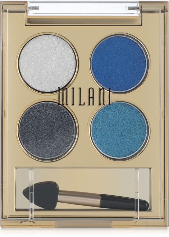 Сияющие тени-блестки для век - Milani Fierce Foil Eyeshine