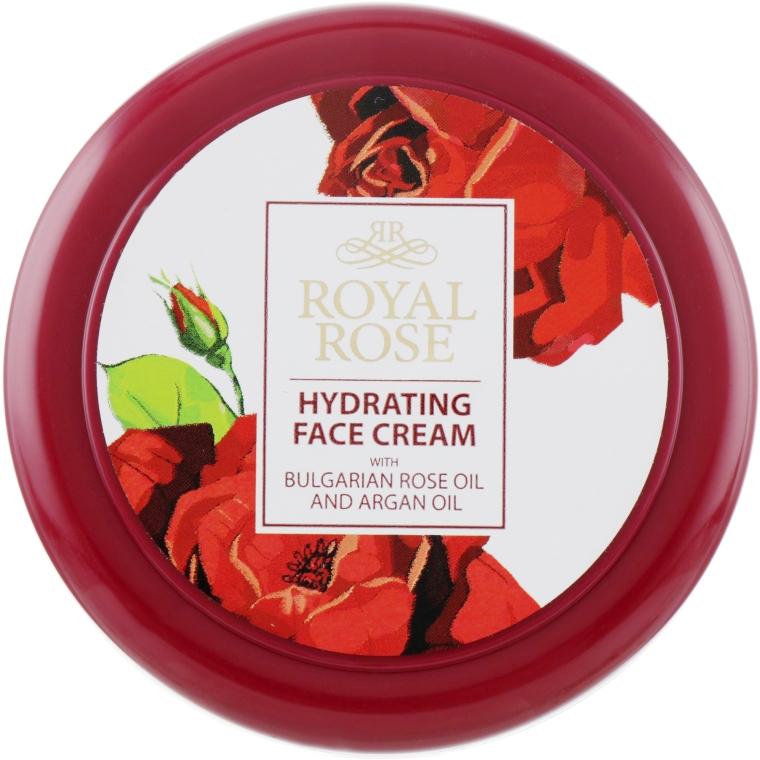 Крем для лица, увлажняющий - BioFresh Royal Rose Hydrating Face Cream