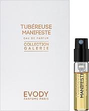 Духи, Парфюмерия, косметика Evody Parfums Tubereuse Manifeste - Парфюмированная вода (пробник)