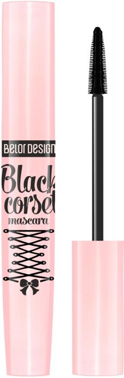"""Тушь для ресниц моделирующая """"Black Corset"""" - BelorDesign"""