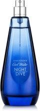 Духи, Парфюмерия, косметика Davidoff Cool Water Night Dive Woman - Туалетная вода (тестер без крышечки)