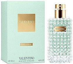 Духи, Парфюмерия, косметика Valentino Valentino Donna Rosa Verde - Туалетная вода
