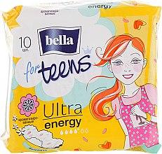 Духи, Парфюмерия, косметика Прокладки For Teens Ultra Energy, 10шт - Bella