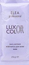 Духи, Парфюмерия, косметика Осветлитель для волос - Elea Professional Luxor Color