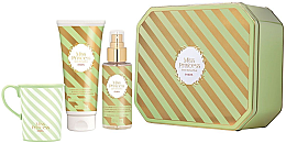Духи, Парфюмерия, косметика Pupa Miss Princess Kit Large Jasmine - Набор(sh/milk/200ml + scented/water/150ml + cup)