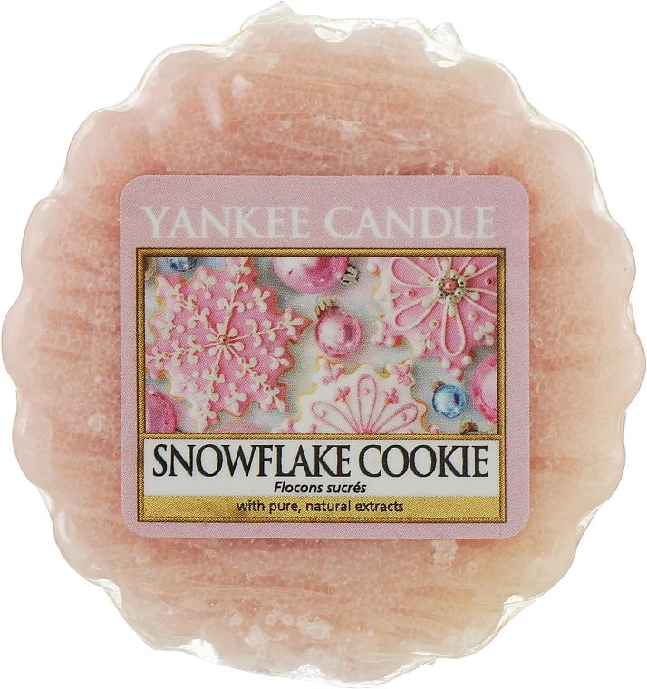 Ароматический воск - Yankee Candle Snowflake Cookie Tarts Wax Melts