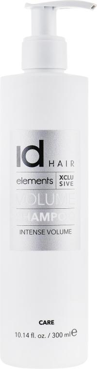 Шампунь для придания объема - idHair Elements Xclusive Volume Shampoo