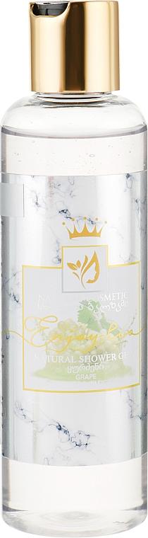 """Натуральный гель для душа """"Виноград"""" - Enjoy & Joy Eco Grape Shower Gel"""