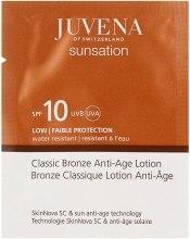 Духи, Парфюмерия, косметика Антивозрастной лосьон для лица - Juvena Sunsation Classic Bronze Anti- Age Lotion (мини)