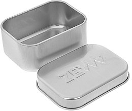 Мыльница металическая - Zew For Men Soap Holder — фото N2