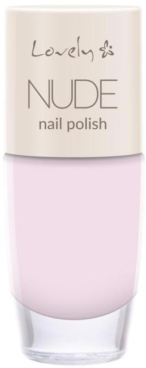 Лак для ногтей - Lovely Nude Nail Polish