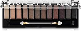 Духи, Парфюмерия, косметика Палетка теней для век - DoDo Girl Smoky Eyeshadow