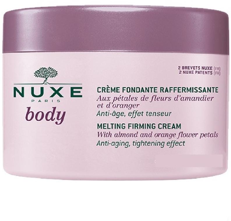 Укрепляющий крем для тела - Nuxe Body Fondant Firming Cream