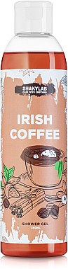 "Гель для душа ""Irish Coffee"" - SHAKYLAB Natural Shower & Bath Gel"