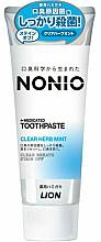 Духи, Парфюмерия, косметика Зубная паста отбеливающего и длительного освежающего действия - Lion Nonio Toothpaste