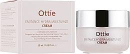 Духи, Парфюмерия, косметика Крем для лица с гиалуроновой кислотой - Ottie Emitance Hydra Moisturize Cream
