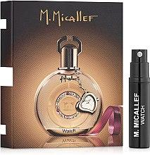 Духи, Парфюмерия, косметика M. Micallef Watch - Парфюмированная вода (пробник)