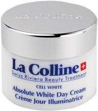 Духи, Парфюмерия, косметика Осветляющий дневной крем - La Colline Cell White Absolute White Day Cream