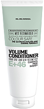 Духи, Парфюмерия, косметика Кондиционер для увеличения объема - E+46 Volume Conditioner