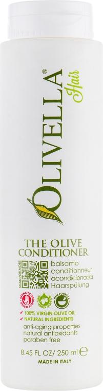 """Кондиционер для волос """"Оливковый"""" - Olivella The Olive Conditioner"""