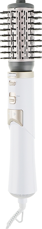 Фен-щетка для волос - Philips Rotating Volume Brush HP8664/00