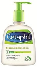 Духи, Парфюмерия, косметика Лосьон для тела - Cetaphil Moisturizing Lotion For Dry & Sensitive Skin