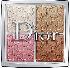 Духи, Парфюмерия, косметика Палетка хайлайтеров - Dior Backstage Glow Face Palette Highlight&Blush