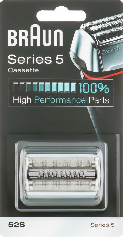 Бреющая сетка и режущий блок - Braun Series 5 52S