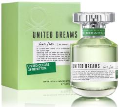 Духи, Парфюмерия, косметика Benetton United Dreams Live Free - Туалетная вода