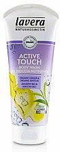"Духи, Парфюмерия, косметика Гель для душа - Lavera Body Wash Active Touch ""Organic Ginger & Organic Matcha"""