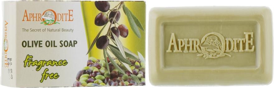 Мыло оливковое натуральное - Aphrodite Olive Oil Soap