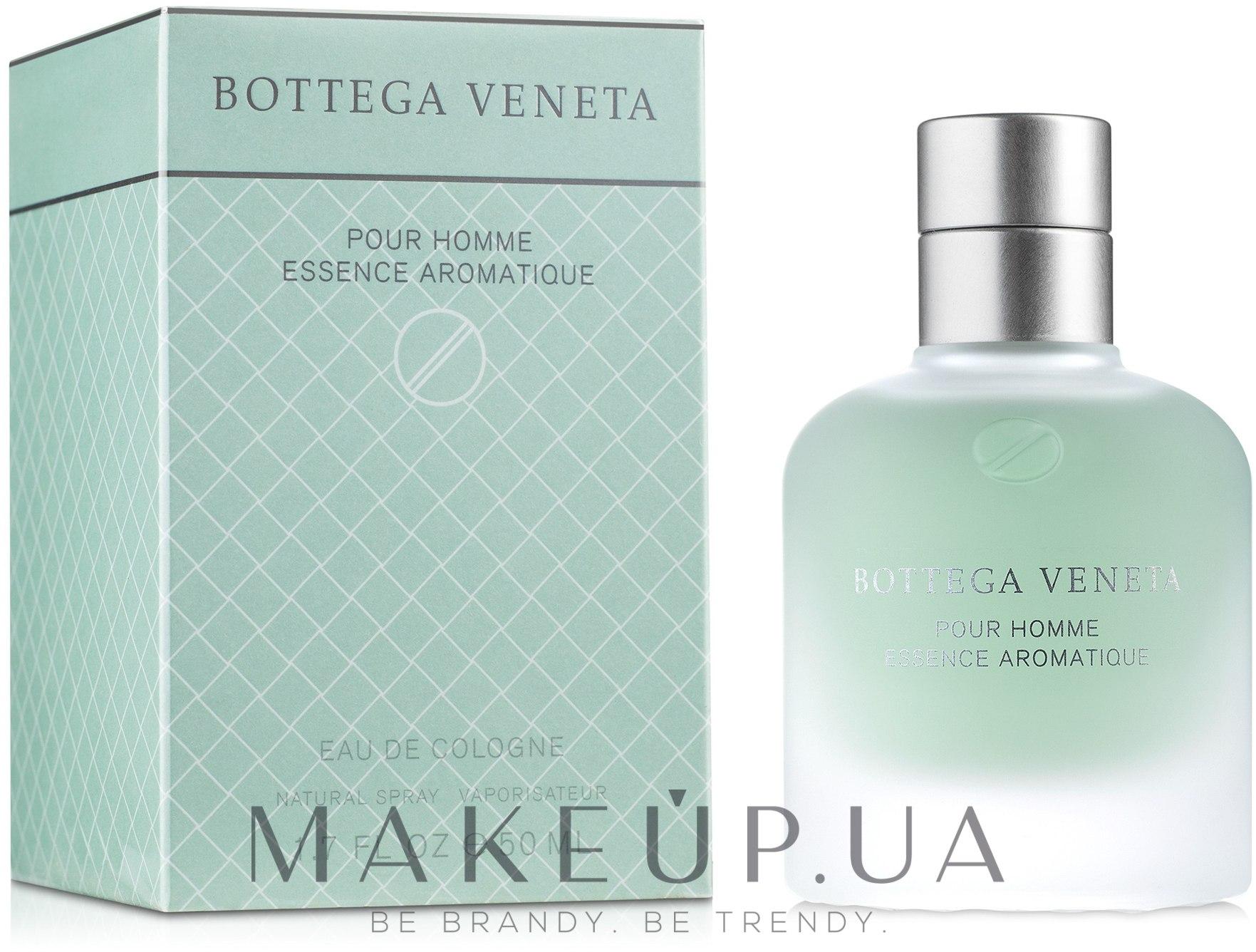 Bottega Veneta Pour Homme Essence Aromatique - Одеколон — фото 50ml