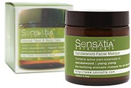 Духи, Парфюмерия, косметика Маска для лица - Sensatia Botanicals Sandalwood Facial Masque