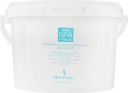 Духи, Парфюмерия, косметика Обертывание из микронизированных водорослей для похудения - Keenwell Spa Of Beauty Micronized Algae Body Wrap Weight Reducing