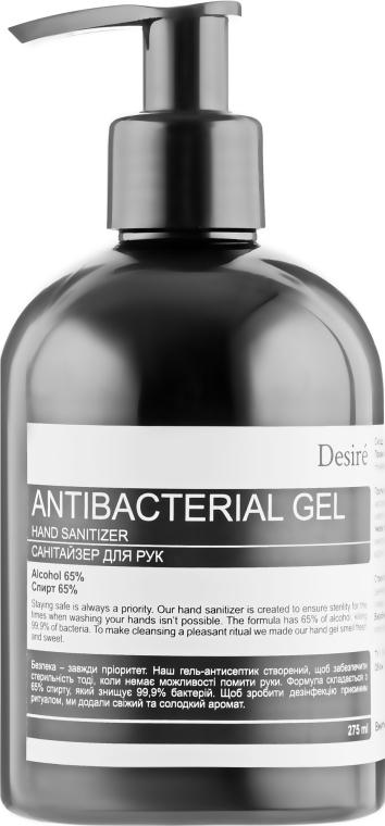 Антибактериальный гель для рук - Desiré Antibacterial Gel