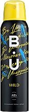 Духи, Парфюмерия, косметика B.U. Wild - Дезодорант