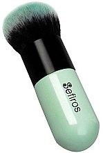 Духи, Парфюмерия, косметика Кисть для макияжа - Sefiros Kabuki Brush Pastell