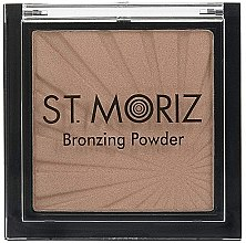 Духи, Парфюмерия, косметика Бронзер для лица - St. Moriz Bronzing Powder