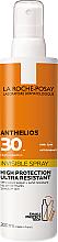 Парфумерія, косметика Ультралегкий сонцезахисний спрей для обличчя й тіла SPF30+ - La Roche-Posay Anthelios Invisible Spray
