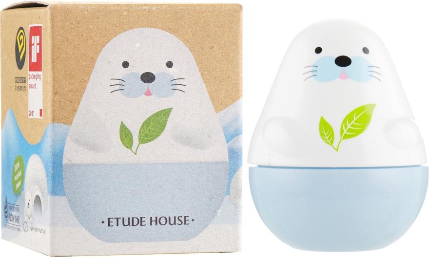 Крем для рук с ароматом зеленого чая - Etude House Missing U Hand Cream Harp Seals